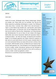 Ausgabe 7 Juli 2012