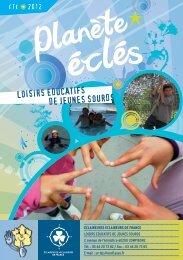 Été 2012 - Eclaireuses Eclaireurs de France Région Picardie ...