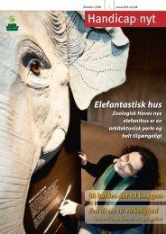 Handicap·nyt - Sune Wadskjær Nielsen Hjemmeside