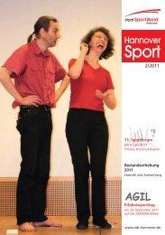 Bestandserhebung 2011 - Stadtsportbund Hannover e.V.