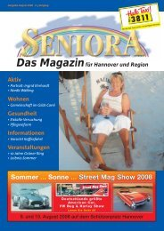 Sex im Alter! - Oldies Hannover