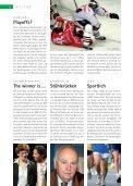Hockey in Hannover - das hannoversche sportmagazin - Seite 6