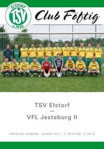 TSV Elstorf — VFL Jesteburg II ClubFöftig - sander.tv