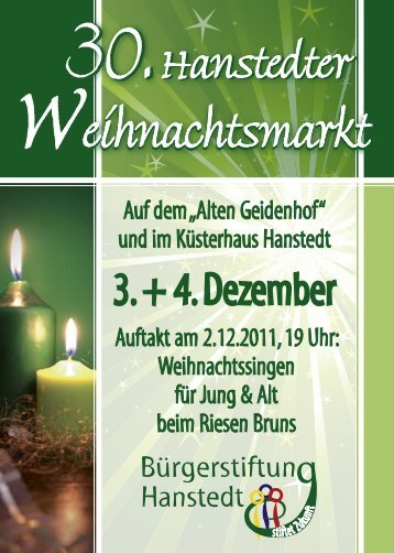 weihnachtsmarkt hanstedt_a6.indd