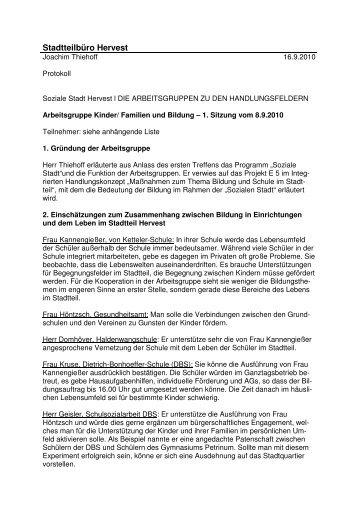 Protokoll Der Ag 1 2 Baustein Bedeutung Der Gleichaltrigen