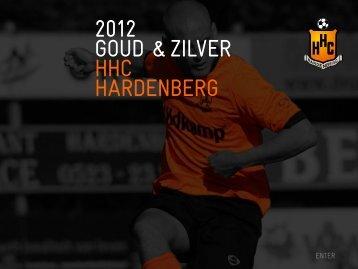 2012 GOUD & ZILVER HHC HARDENBERG - OCH
