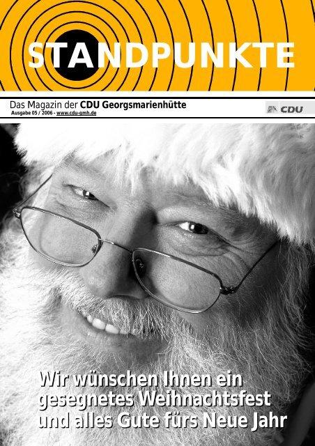 Ihre Vertreter der CDU im Stadtrat