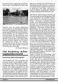 Ihre Vertreter der CDU im Stadtrat - Seite 3