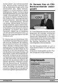 Ihre Vertreter der CDU im Stadtrat - Seite 6