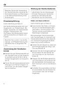 save these instructions - Miele - Page 6