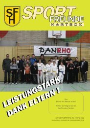 SKI & BERG - Sportfreunde Harteck eV