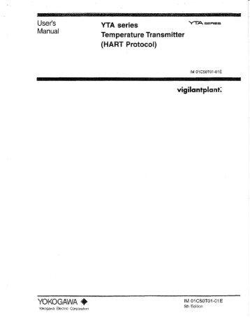 YTA Hard Protocol Temp Transmitter.pdf