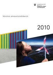 Münchner Jahreswirtschaftsbericht - Referat für Arbeit und Wirtschaft