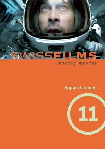 Rapport annuel 2011 PDF - Swiss Films