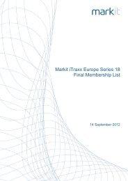 User Guide - Markit.com