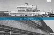 2011 Annual Report - San Francisco International Airport