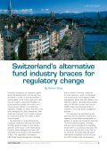Switzerland Hedge Fund Services 2012 - Wake2o - Page 4