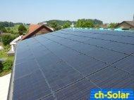Feuerwehr und Photovoltaik - ch-Solar