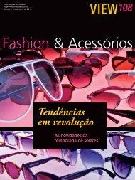 Óculos - Revista View