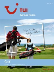 TUI SfGolf So12