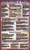 Parkside Cafe Menu - Page 2