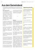 Senioren Aktiv: Offizielle Eröffnung Seite 11 - Gemeinde Eggendorf - Page 4
