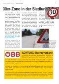 Senioren Aktiv: Offizielle Eröffnung Seite 11 - Gemeinde Eggendorf - Page 7