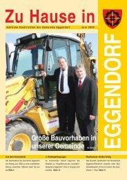 Mario Lohr Kontakt - Gemeinde Eggendorf