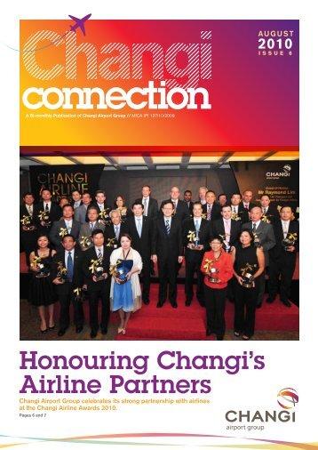 2010 - Changi Airport Group