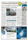 Mediaplanet dans Le Temps - Dossier Progiciel - GRI - Page 6