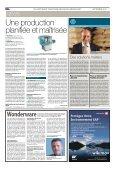 Mediaplanet dans Le Temps - Dossier Progiciel - GRI - Page 7