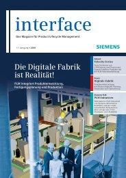Die Digitale Fabrik ist Realität! - Syhag CAE Tools