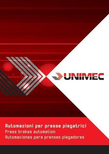 Automazioni per presse piegatrici - SYMA TECH ® Service