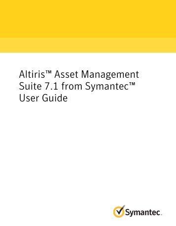 altiris client management suite 7 1 from symantec user guide rh yumpu com symantec atp user manual symantec backup exec user manual