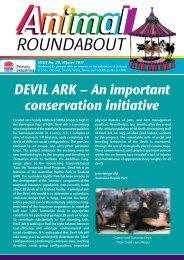 Devil Ark - NSW Department of Primary Industries