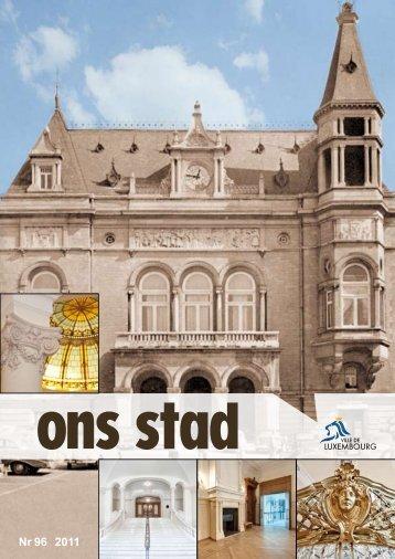 Cercle und Cité - Ons Stad
