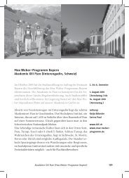 Akademie XIII Ftan - Schweizerische Studienstiftung
