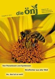 der Ausgabe 2 / 2012 - Österreichische Naturschutzjugend