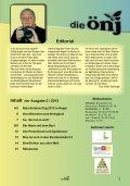 der Ausgabe 2 / 2012 - Österreichische Naturschutzjugend - Seite 3