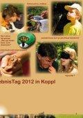 der Ausgabe 2 / 2012 - Österreichische Naturschutzjugend - Seite 5