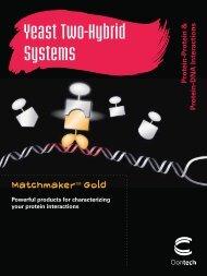 Yeast Two-Hybrid Systems - eubio