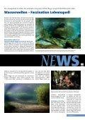 WASSERWELTEN FLIMS: KRAFTVOLL, ÖKOLOGISCH ... - Seite 3