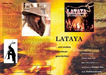 LATAYA ... und andere Lagerfeuer- geschichten - Westpark Music