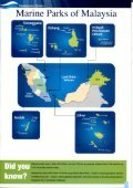 Majalah Terumbu - Volume 1 - Jabatan Taman Laut Malaysia - NRE - Page 7