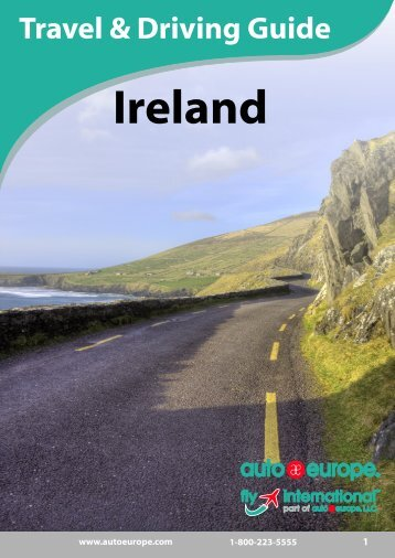 Auto Europe Driving Guide for Ireland