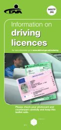 Information on driving licences - NIDirect