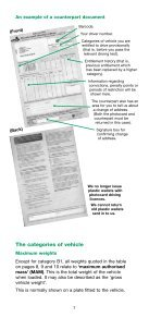 Information on driving licences - NIDirect - Page 7