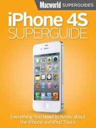 iPhone 4S Superguide - Macworld