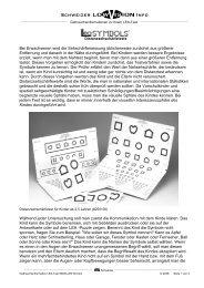 Schweizer Info - Schweizer Optik