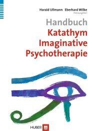 Handbuch Katathym Imaginative Psychotherapie (KIP) - AGKB